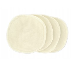 Lot de 4 Eco-lingettes Démaquillantes - Miss W