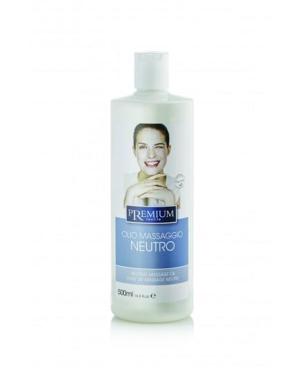 Huile de Massage Neutre, 500 ml