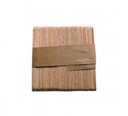 Spatule en bois, 11cm, 50 pièces