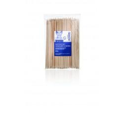 Holzstäbchen zum zurückschieben der Nagelhaut, 144 Stücke