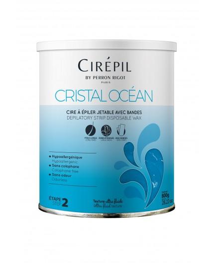 Cirépil Cristal Océan - Pot 800 ml