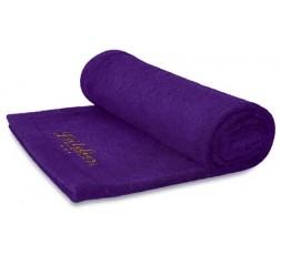 Serviette 50x100 cm - Violet