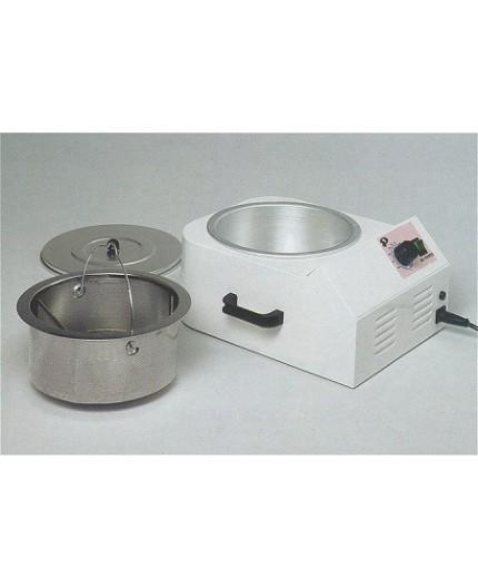 Traditional depilatory wax heater, 1 receptacle 4 Lt.