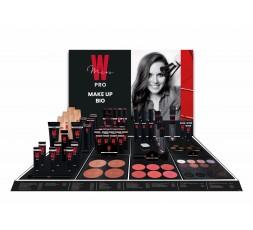 Base présentoir 8 modules - Miss W Pro