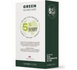 Plot carton Associations Green Skincare FR/GB