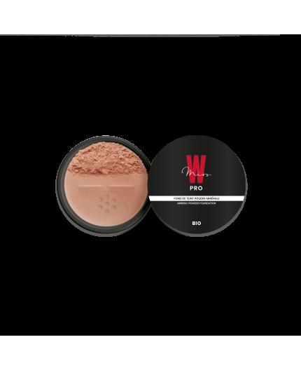 Fond de teint poudre minérale N°23 Beige hâlé - Miss W